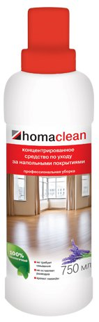 """Универсальное средство для напольных покрытий """"HomaClean"""""""