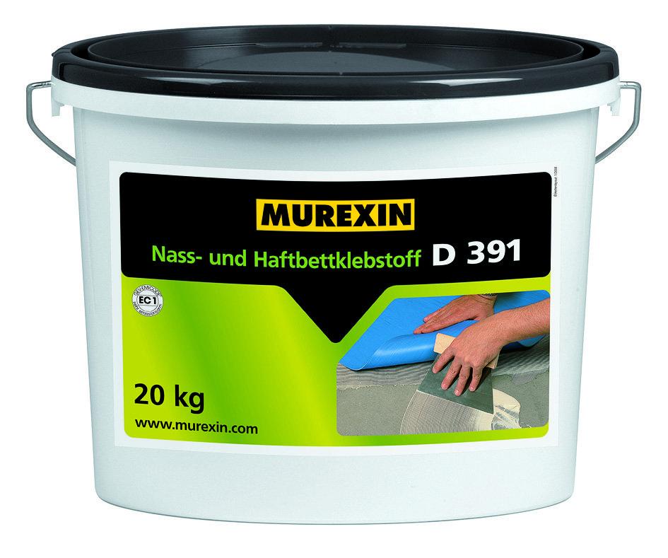 Клей для напольных покрытий D391 20кг
