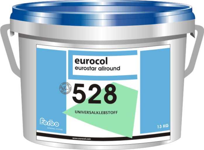 Универсальный клей 528 Eurostar Allround 20кг