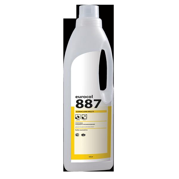 887 Euroclean Multi полуглянцевая 0,7кг