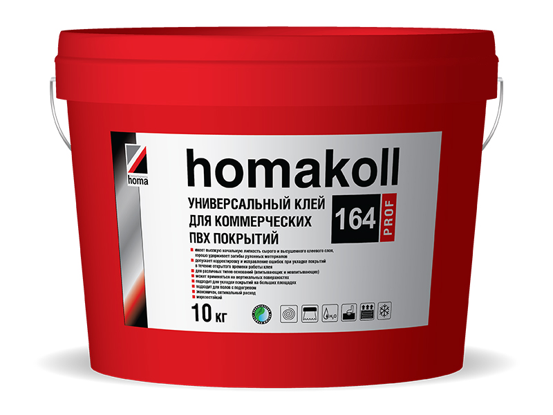 Homakol 164 prof 5кг