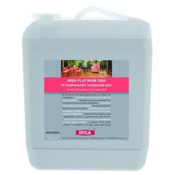 Irsa Platinum 2к Nature Feeling extrem-matt полиуретановый лак 4,5л + отвердитель 0,225л
