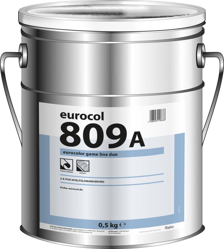 809 Краска для разметки белая