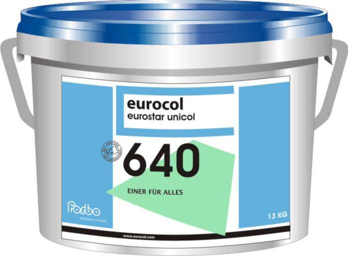640 EUROSTAR UNICOL 13кг