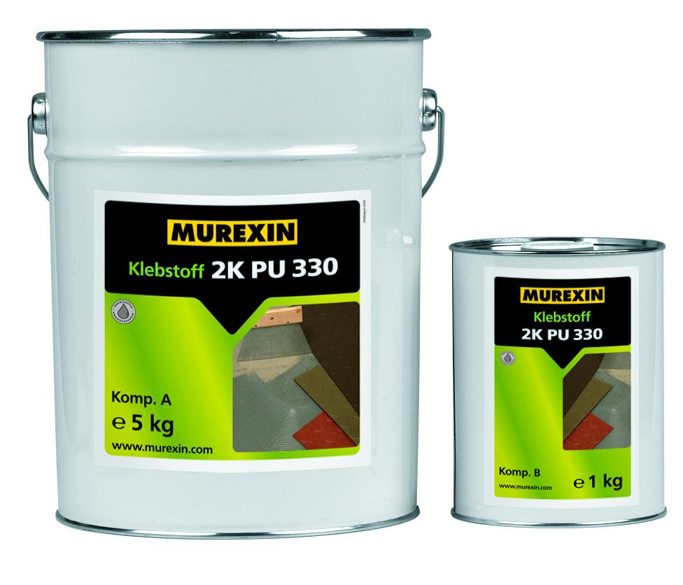 Klebstoff 2K PU 330 6 кг