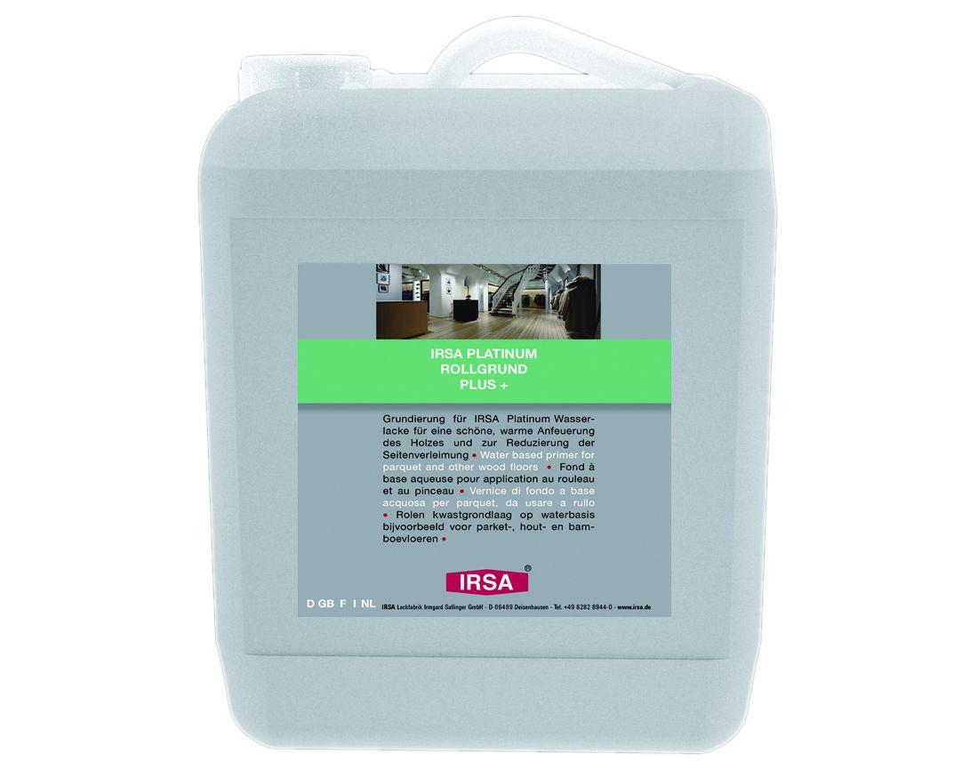 Irsa Platinum rollgrund лак грунтовочный 1л
